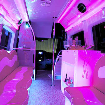 limousine and limobus rental in Madrid