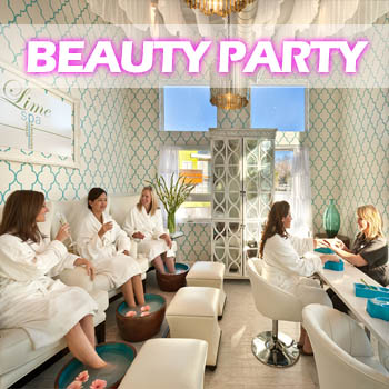 Beauty party limusina autobus madrid
