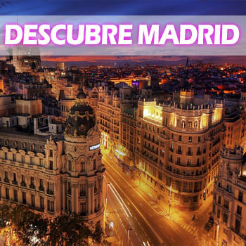 Enjoy Madrid for stag and hen parties